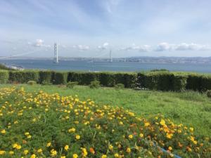 景色のよい淡路島