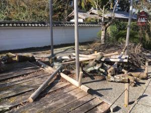 台風の凄まじさがわかる被害