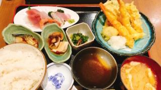 金沢駅あんと「魚菜屋」でボリューム満点の定食ランチ/石川
