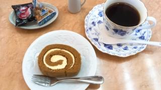 ゆっくりできるカフェ「Cafe de ARROW」で「エンゼル」のロールケーキ♪/石川