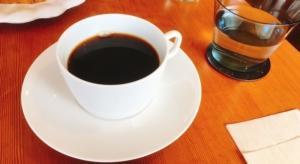 グアテマラコーヒーもブラックでいただきました