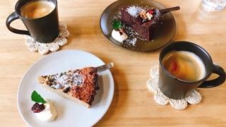 野々市のオーガニックカフェ「NOPPOKUN」でティータイム/石川