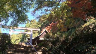 山科のパワースポット「日向大神宮」紅葉&岩戸くぐりで開運厄除!/京都