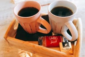 ほっこりコーヒー
