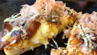金沢で大阪の味!お好み焼きの「千房」でもっちり焼き