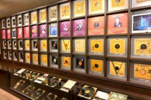 SPレコードのコレクション