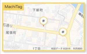 machitagのマップ
