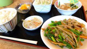 台湾料理昇龍でランチ