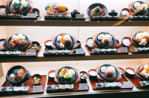 金澤ミートのサンプルケース