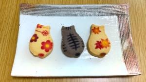 京の猫さんクッキー