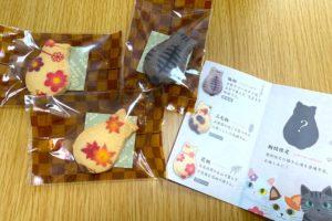 個包装のクッキー
