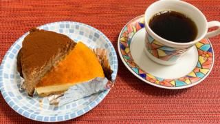 ガリバーカフェのチーズケーキをテイクアウトしておうちカフェ!
