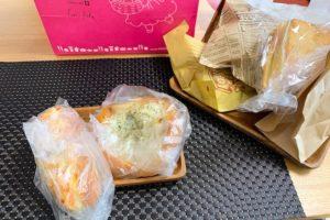 フレッシュベイクのパン