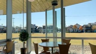 野々市カレードにオープンしたカフェ「9 nava(ナヴァ)」へ!