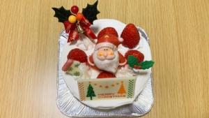 グーテのクリスマスケーキ