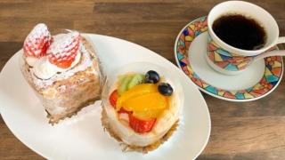 西金沢の「洋菓子ホッポ」で優しい味わいのケーキ♪