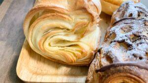 堅焼きバターフランス