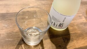 ichi椿とグラス