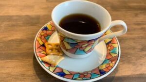 美味しい挽きたてコーヒー