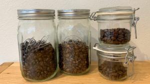 我が家のコーヒー豆