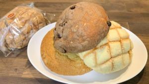 金沢で食べたボンジュール神戸のメロンパン