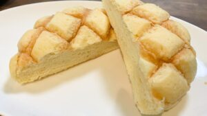 プレーンのメロンパン