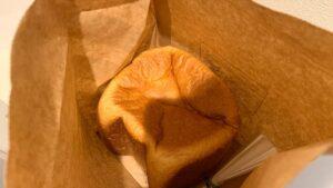 猫の耳ができた食パン